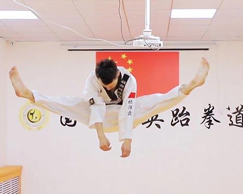 专业跆拳道