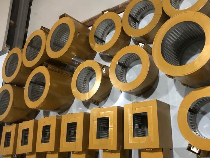 拉丝机节能电热圈