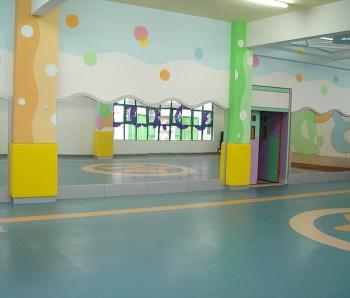 早教机构PVC地板