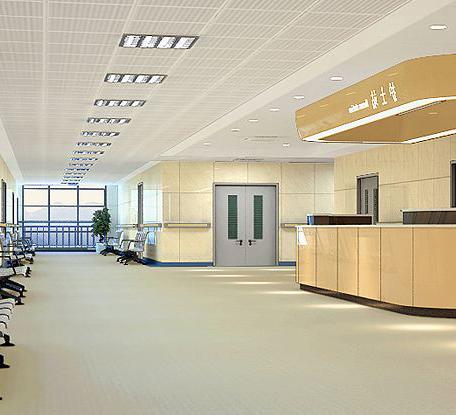 诊所pvc地板