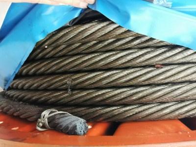 打桩钢丝绳