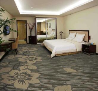 酒店地毯清洗