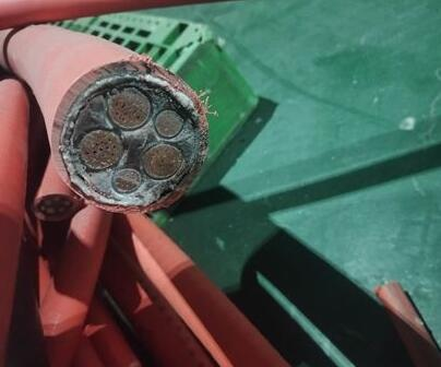 柔性防火阻燃电缆