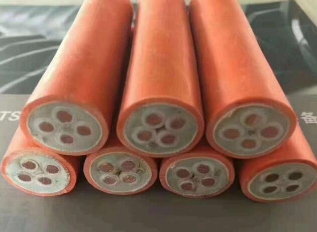刚性矿物质电缆