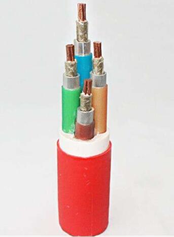 柔性无机矿物质防火电缆