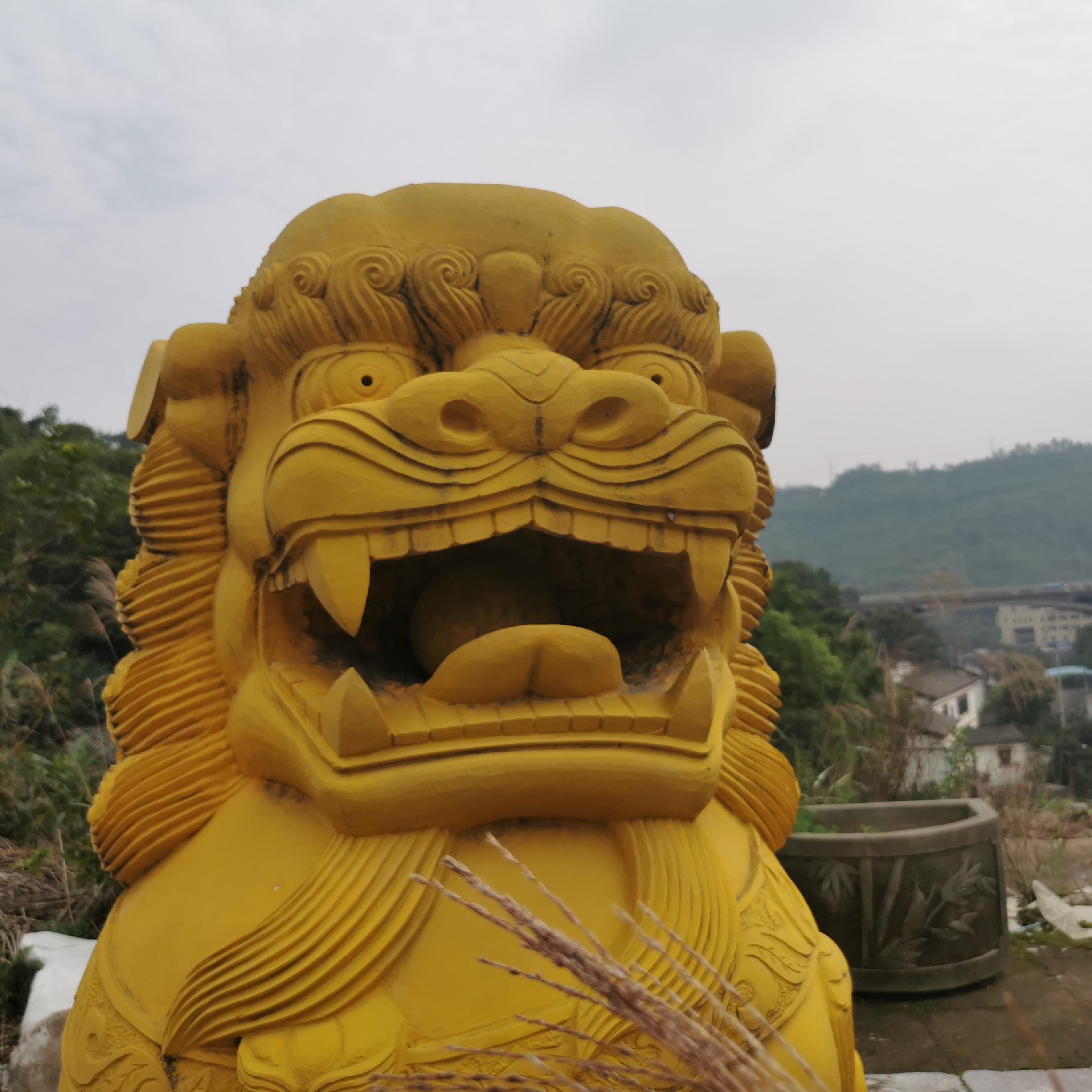 重庆石狮雕刻公司