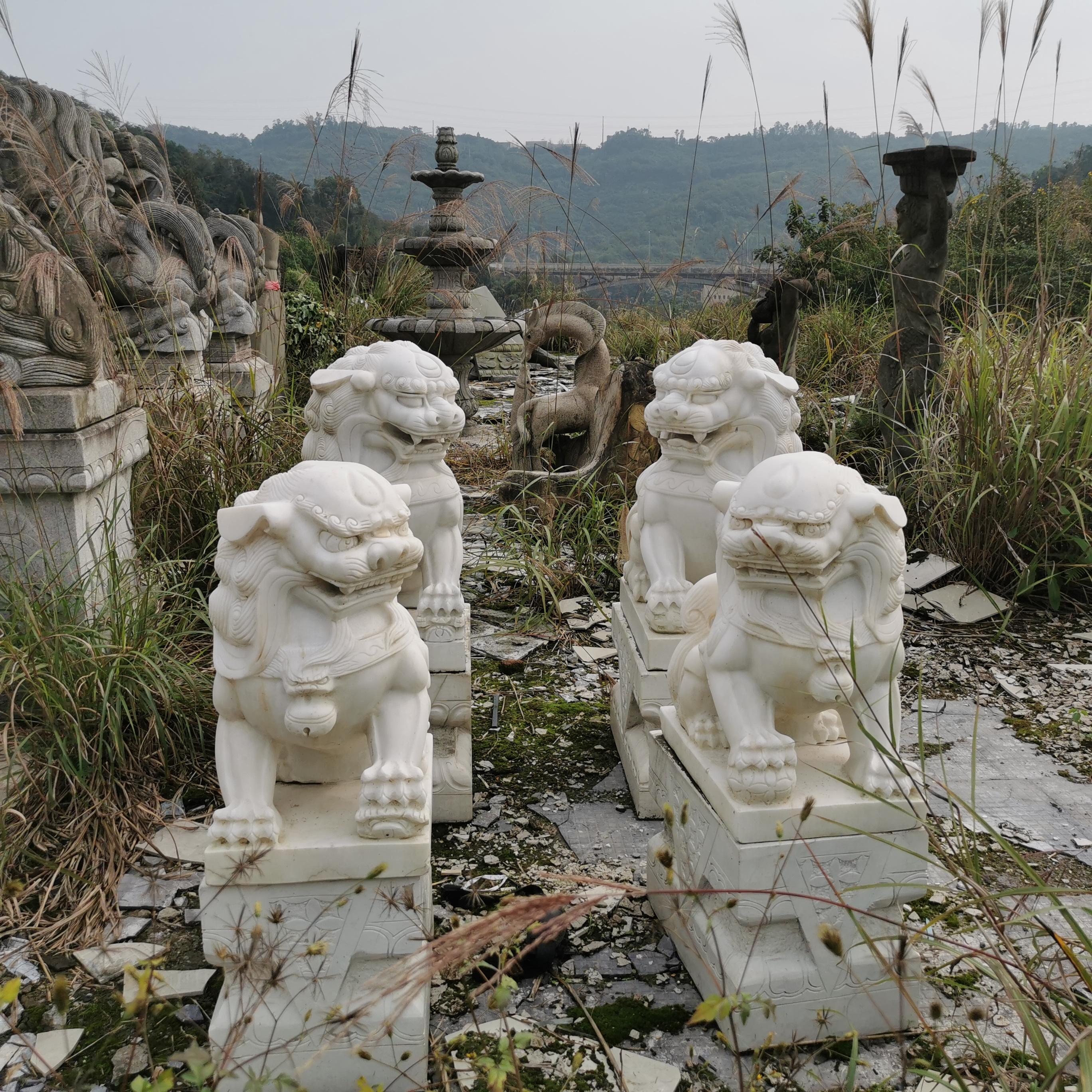 重庆石雕狮子厂