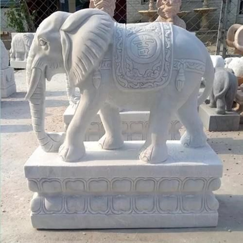 重庆石雕大象