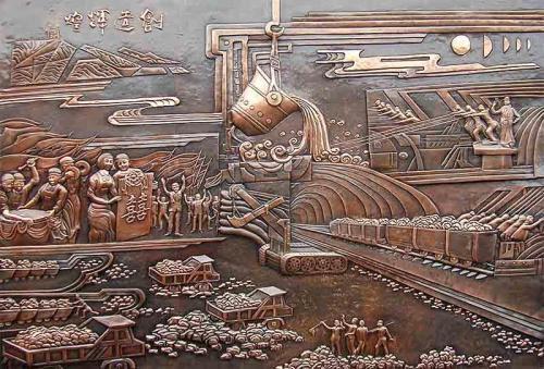 重庆浮雕制作