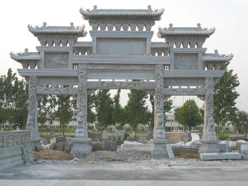 重庆石雕牌坊