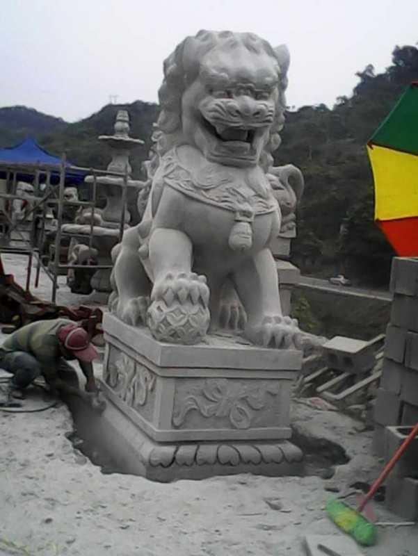 重庆大型石狮雕刻