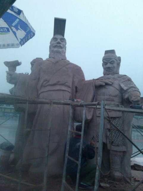 重庆伟人雕塑