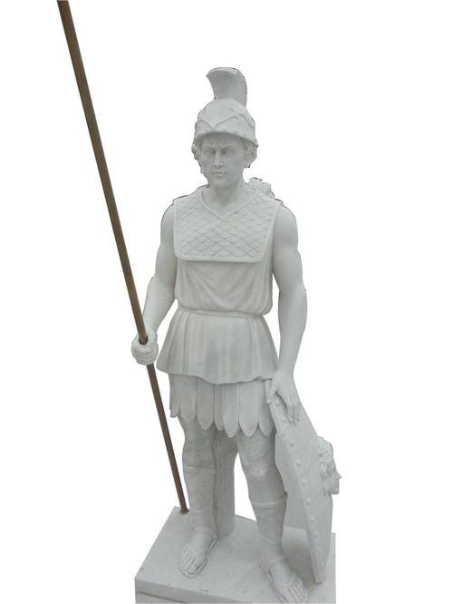 重庆石雕人像