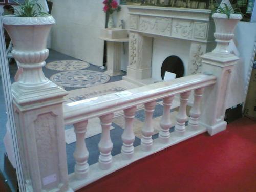 重庆石雕栏杆安装