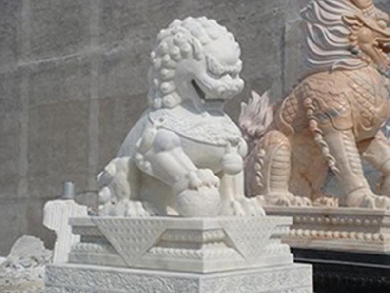 重庆石雕狮子价格