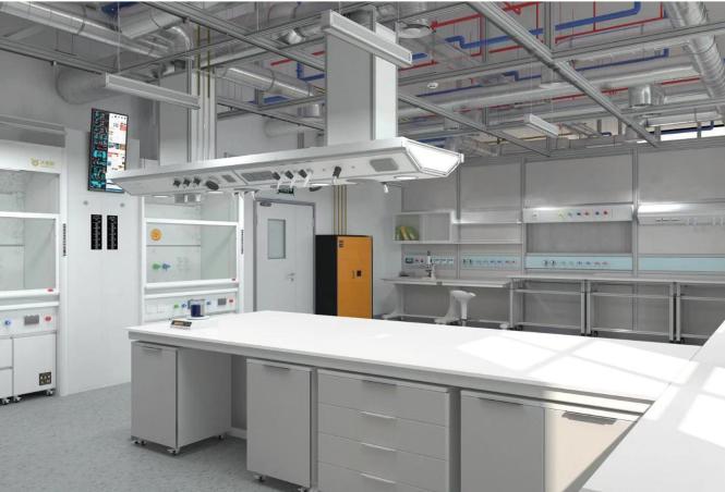第三方检测实验室规划