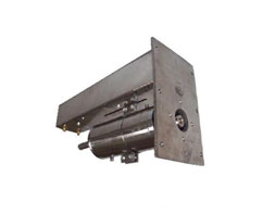 Wall type industrial TV