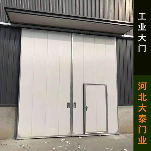 石家庄工业门厂家