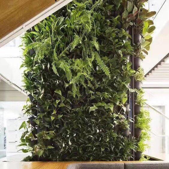 重庆仿真植物墙公司
