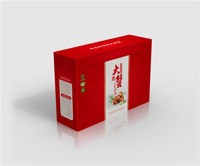 土特产包装盒设计