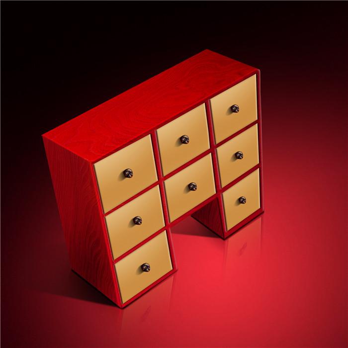 dafa888礼品盒设计