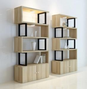 不锈钢书柜