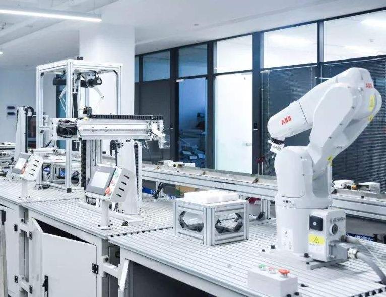 工业机器人项目实�培� width=