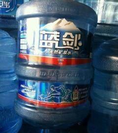 冉家坝饮用水