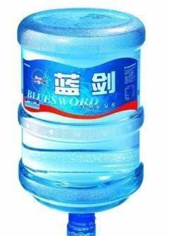 重庆蓝剑桶装水配送