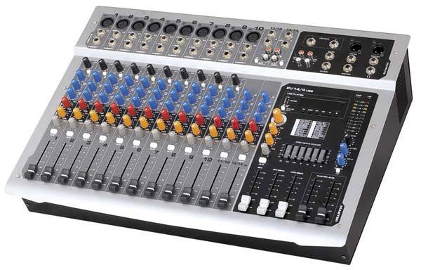 重慶英國ISOB調音台安裝