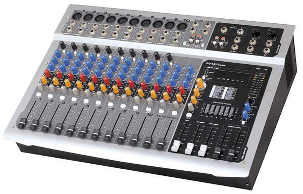 英国ISOB调音台安装