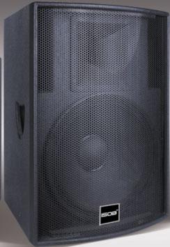 专业音响F15