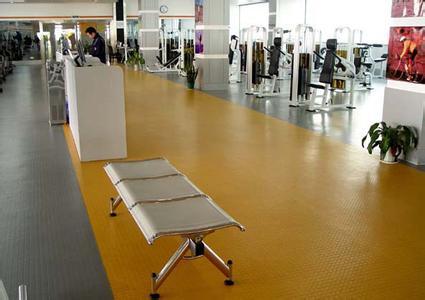 健身房运动地胶