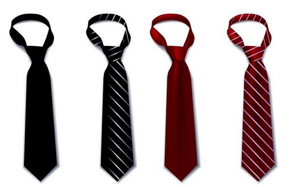 西装定制的领带搭配介绍