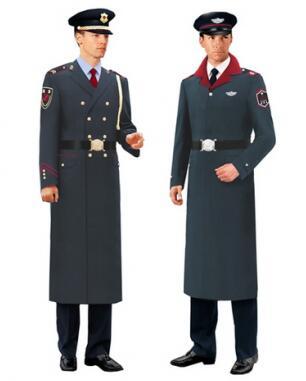 重庆长款酒店保安服