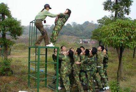 重庆拓展培训