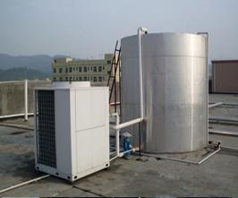 发廊热水工程方案