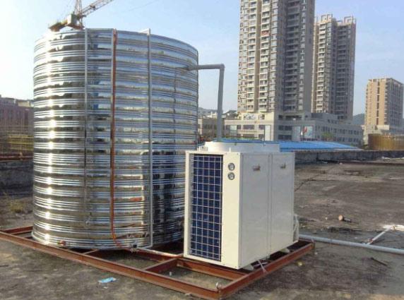 空气能热水器如何安装