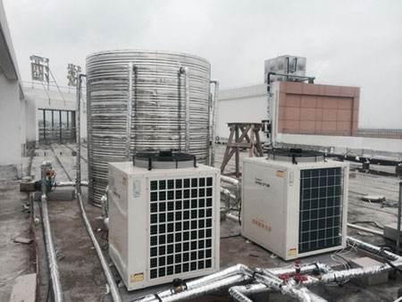 重庆安装酒店热水器