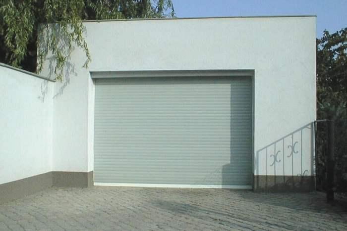 小型车库卷帘门