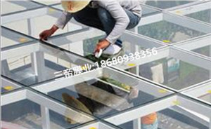 顶棚玻璃贴膜