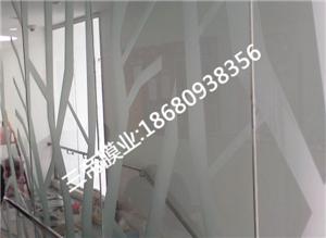 高透型装饰玻璃膜