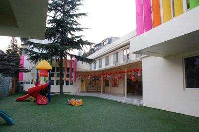 重庆幼儿园装修设计公司