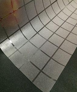 玻璃贴膜效果图