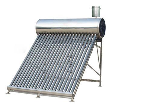 太阳能热水器保养
