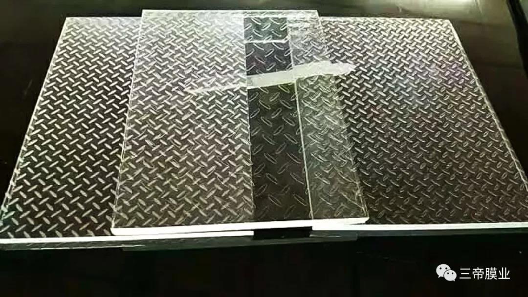 防滑膜、防滑玻璃