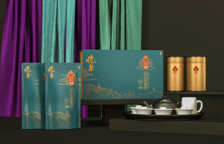 茶叶盒设计