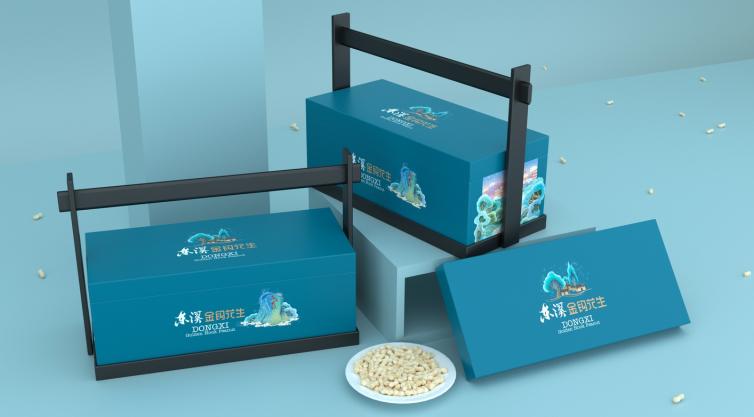 土特产彩盒