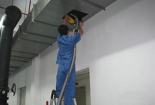 中央空調風管清洗