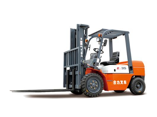 柴油平衡重式叉车